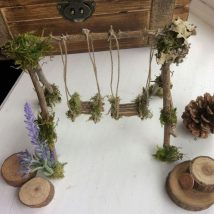 Diy Fairy Gardens 1 214x214 - 50 Magical DIY Fairy Garden Ideas