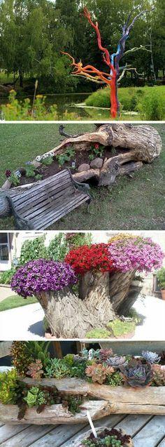 Diy Fairy Gardens 17 - 50 Magical DIY Fairy Garden Ideas
