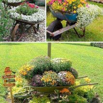 Diy Fairy Gardens 19 214x214 - 50 Magical DIY Fairy Garden Ideas