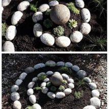 Diy Fairy Gardens 28 214x214 - 50 Magical DIY Fairy Garden Ideas