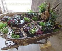 Diy Fairy Gardens 3 214x177 - 50 Magical DIY Fairy Garden Ideas
