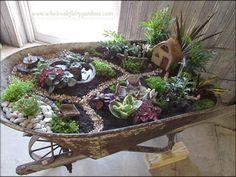 Diy Fairy Gardens 3 - 50 Magical DIY Fairy Garden Ideas