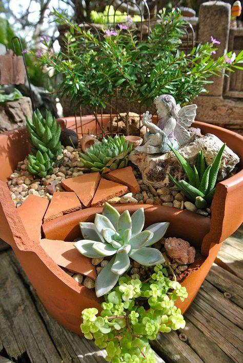 Diy Fairy Gardens 33 - 50 Magical DIY Fairy Garden Ideas