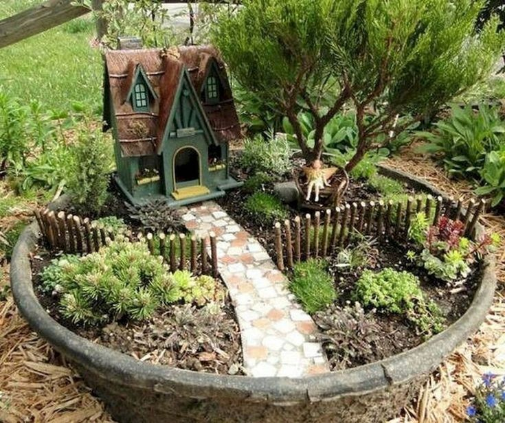 Diy Fairy Gardens 4 - 50 Magical DIY Fairy Garden Ideas