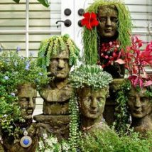 Diy Fairy Gardens 45 214x214 - 50 Magical DIY Fairy Garden Ideas