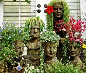 Diy Fairy Gardens 45 - 50 Magical DIY Fairy Garden Ideas