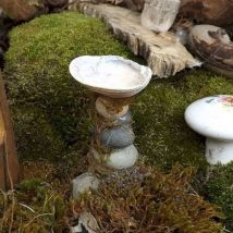 Diy Fairy Gardens 52 214x214 - 50 Magical DIY Fairy Garden Ideas