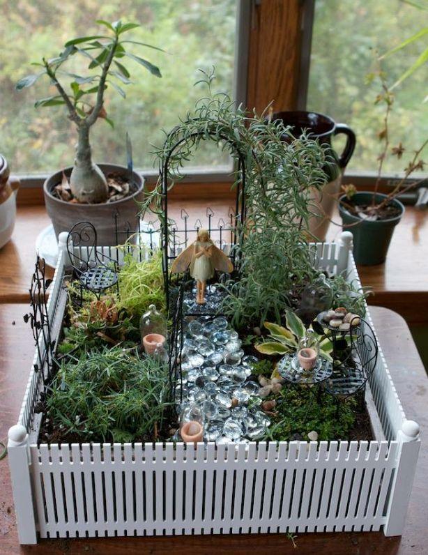 Diy Fairy Gardens 6 - 50 Magical DIY Fairy Garden Ideas