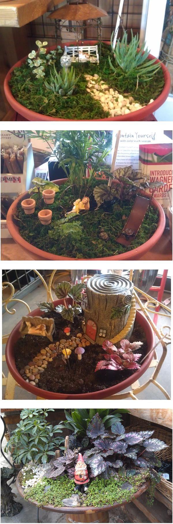 Diy Fairy Gardens 7 - 50 Magical DIY Fairy Garden Ideas