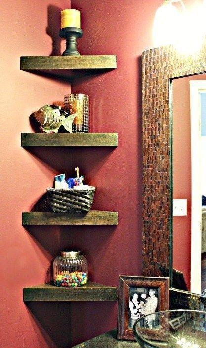 Diy Farmhouse Shelves 10 - Spectacular DIY Farmhouse Shelves