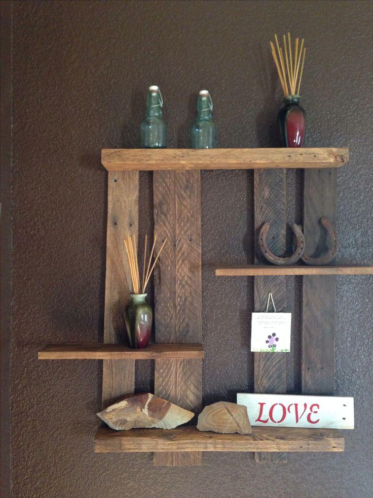 Diy Farmhouse Shelves 15 - Spectacular DIY Farmhouse Shelves