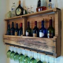 Diy Farmhouse Shelves 17 214x214 - Spectacular DIY Farmhouse Shelves