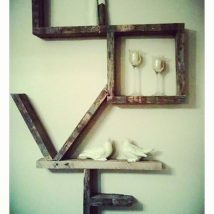 Diy Farmhouse Shelves 20 214x214 - Spectacular DIY Farmhouse Shelves