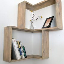 Diy Farmhouse Shelves 25 214x214 - Spectacular DIY Farmhouse Shelves