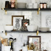 Diy Farmhouse Shelves 34 214x214 - Spectacular DIY Farmhouse Shelves