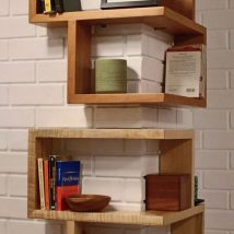 Diy Farmhouse Shelves 45 214x214 - Spectacular DIY Farmhouse Shelves
