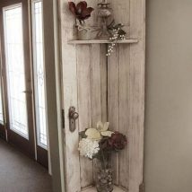 Diy Farmhouse Shelves 9 214x214 - Spectacular DIY Farmhouse Shelves