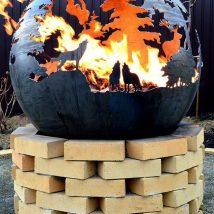 Diy Fireplace Designs 10 214x214 - 40+ Wonderful DIY Fireplace Designs