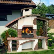Diy Fireplace Designs 11 214x214 - 40+ Wonderful DIY Fireplace Designs