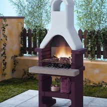 Diy Fireplace Designs 14 214x214 - 40+ Wonderful DIY Fireplace Designs