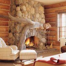 Diy Fireplace Designs 18 214x214 - 40+ Wonderful DIY Fireplace Designs