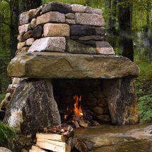 Diy Fireplace Designs 2 214x214 - 40+ Wonderful DIY Fireplace Designs