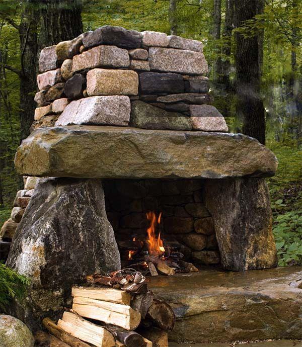 Diy Fireplace Designs 2 - 40+ Wonderful DIY Fireplace Designs
