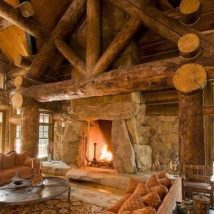 Diy Fireplace Designs 20 214x214 - 40+ Wonderful DIY Fireplace Designs
