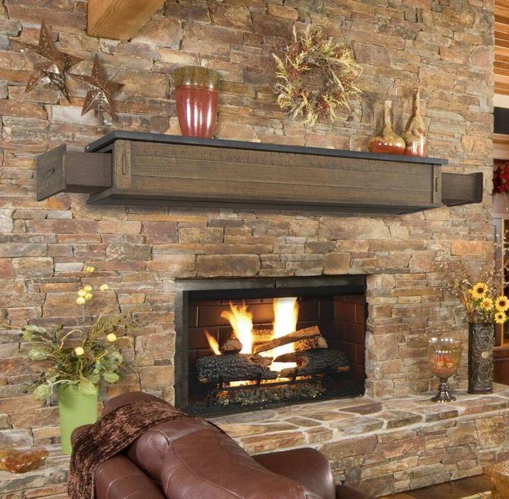 Diy Fireplace Designs 21 - 40+ Wonderful DIY Fireplace Designs