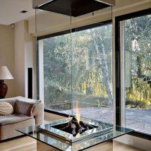 Diy Fireplace Designs 25 214x214 - 40+ Wonderful DIY Fireplace Designs