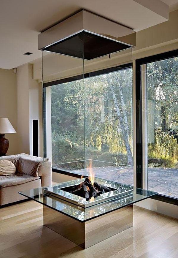 Diy Fireplace Designs 25 - 40+ Wonderful DIY Fireplace Designs