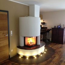 Diy Fireplace Designs 27 214x214 - 40+ Wonderful DIY Fireplace Designs