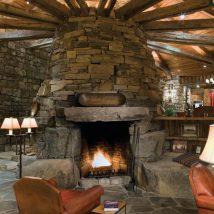 Diy Fireplace Designs 3 214x214 - 40+ Wonderful DIY Fireplace Designs