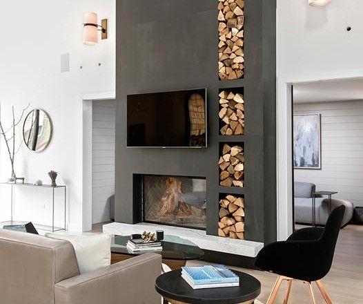 Diy Fireplace Designs 32 - 40+ Wonderful DIY Fireplace Designs