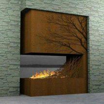 Diy Fireplace Designs 33 214x214 - 40+ Wonderful DIY Fireplace Designs