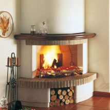 Diy Fireplace Designs 39 214x214 - 40+ Wonderful DIY Fireplace Designs