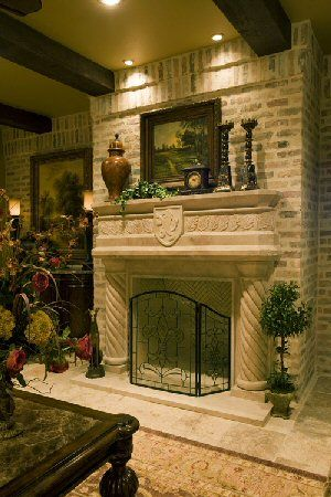 Diy Fireplace Designs 42 - 40+ Wonderful DIY Fireplace Designs