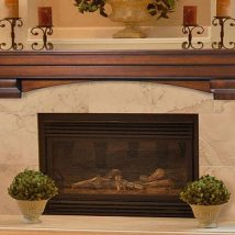 Diy Fireplace Designs 43 214x214 - 40+ Wonderful DIY Fireplace Designs
