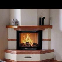 Diy Fireplace Designs 49 214x214 - 40+ Wonderful DIY Fireplace Designs