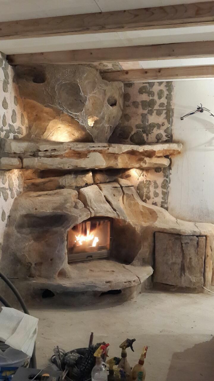 Diy Fireplace Designs 53 - 40+ Wonderful DIY Fireplace Designs