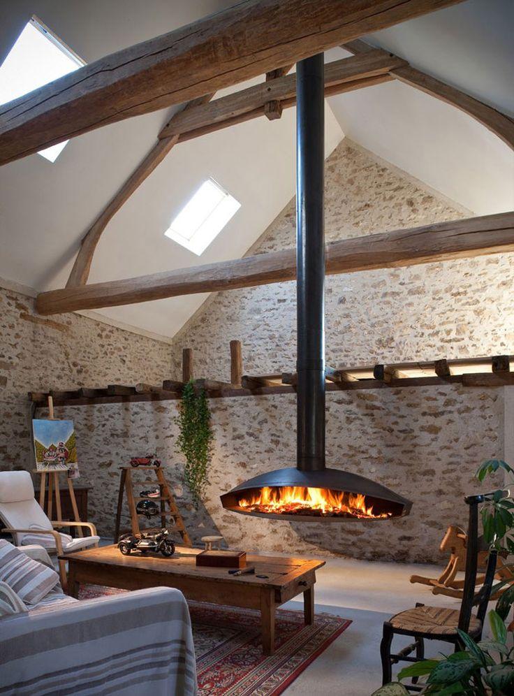Diy Fireplace Designs 55 - 40+ Wonderful DIY Fireplace Designs