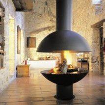 Diy Fireplace Designs 56 214x214 - 40+ Wonderful DIY Fireplace Designs