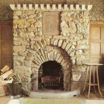 Diy Fireplace Designs 7 214x214 - 40+ Wonderful DIY Fireplace Designs