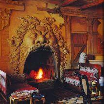 Diy Fireplace Designs 8 214x214 - 40+ Wonderful DIY Fireplace Designs