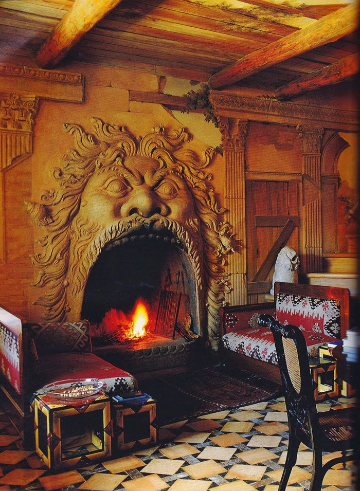 Diy Fireplace Designs 8 - 40+ Wonderful DIY Fireplace Designs
