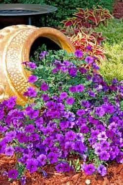 Diy Flower Gardens 9 - Unexpected DIY Flower Gardening Ideas And Planter Projects