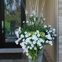 Diy Flower Vases 16 214x214 - 40+ DIY Flower Vases As Pretty As The Flowers Themselves