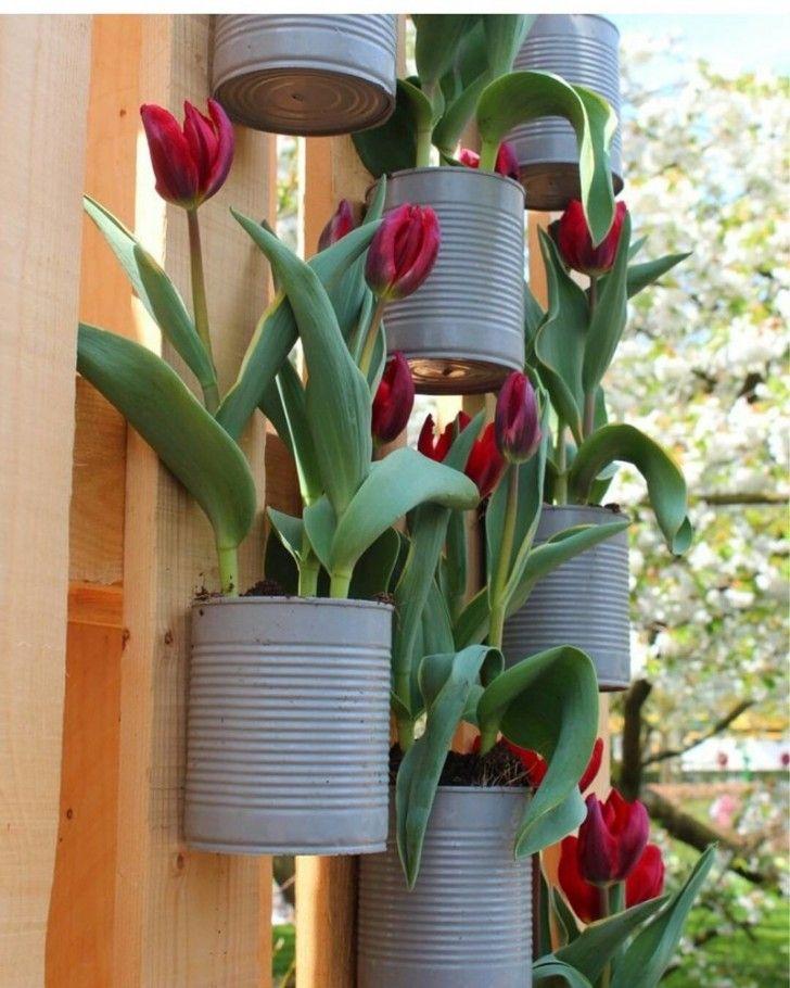 Diy Flower Vases 30 - 40+ DIY Flower Vases As Pretty As The Flowers Themselves