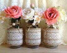Diy Flower Vases 36 214x172 - 40+ DIY Flower Vases As Pretty As The Flowers Themselves