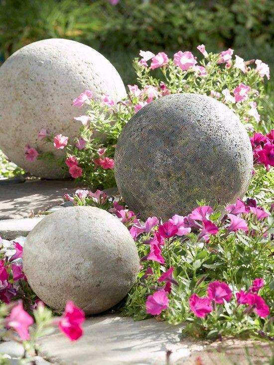 Diy Garden Globes 10 - 44+ Super Interesting DIY Garden Globes Ideas